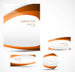 new style template art vector