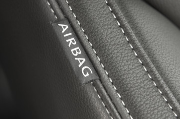 airbag textile tag