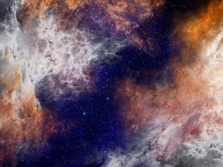 Nebula space background
