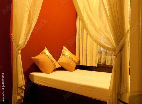 Room - Bed Alcove