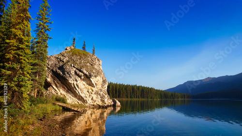 Beautiful nature landscape in British Columbia, Canada