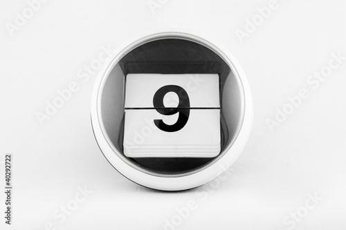Kalendarz listkowy - 9