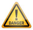 "Hazard Sign ""Danger"""