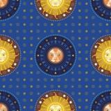 Celestial Pattern poster