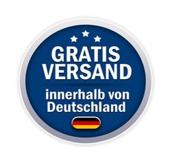 Gratis Versand - innerhalb von Deutschland