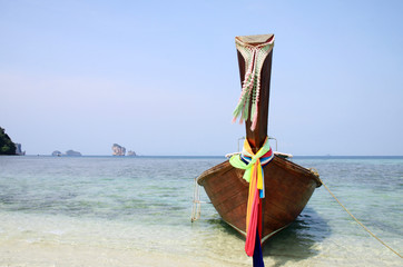 Longtail boat  - Thailand