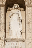 Sophia Goddess of Wisdom Ancient Statue poster