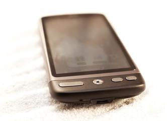 téléphone portable tactile smart phone