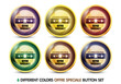 Colorful Offre Speciale button Set