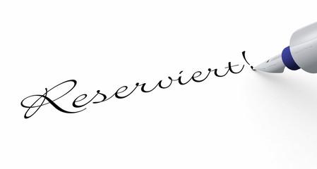 Stift Konzept - Reserviert!
