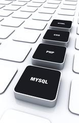 3D Pads Schwarz - HTML CSS PHP MYSQL 9