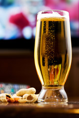 Beer with TV