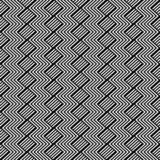 Seamless geometric pattern with zigzag texture. poster