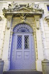 Rome Consulta building door