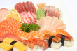 Food - Japanese Assorted Sushi and Sashimi