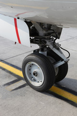 Aircraft wheel