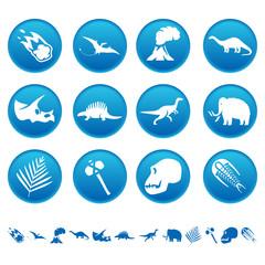 Prehistoric icons