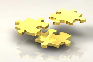 Puzzle Gold 3er