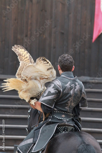 spectacle medieval