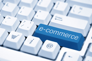 E-commerce concept image