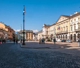 Aosta Town Hall