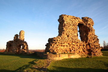 Ruin of Sandal Castle
