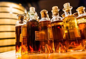 Liqueur pour assemblage du cognac