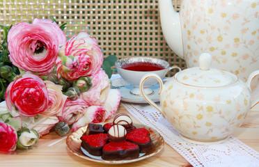 Einladung zum Tee 1