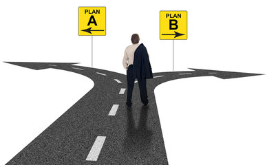 Business choices for difficult situations
