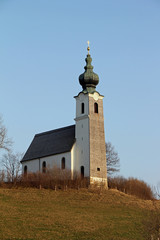 St.Johann im Abendlicht