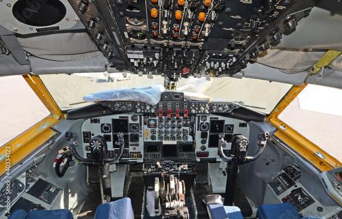 kokpit-samolotu