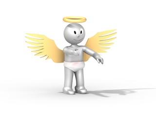 Ange gardien du paradis