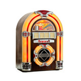 Fototapety Retro Jukebox isolated
