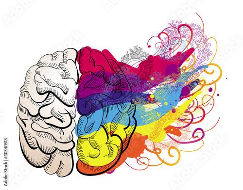 vector creativity concept