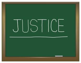Justice concept.