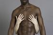 Cuerpo humano negro