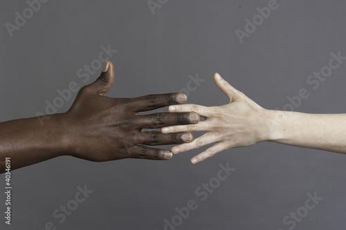 Manos blanco y negro 1