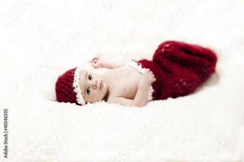 Cute 3-Months Baby