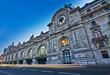 Le Musée d'Orsay de nuit - Paris