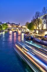 Le Pont Neuf vu du Pont des Arts - Paris