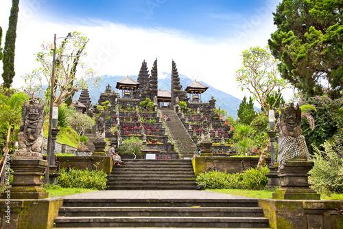 Foto op Plexiglas Indonesië Agung Besakih complex temple, Bali, Indonesia
