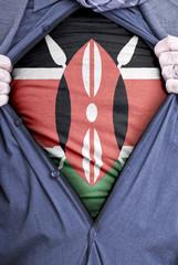 Kenyan Businessman