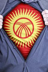 Kyrgyzstani Businessman