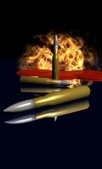 balles de guerre - violence