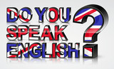 """Do You Speak English?"" 3D"