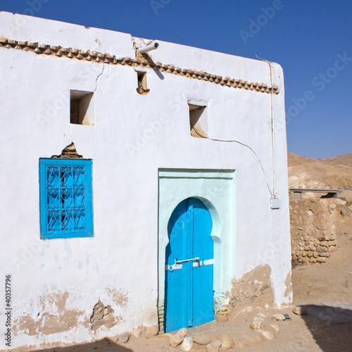 Tamerza tunisie maison traditionnelle de chantals for Maison traditionnelle tunisienne