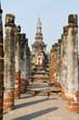 Promenade à Sukhothaï