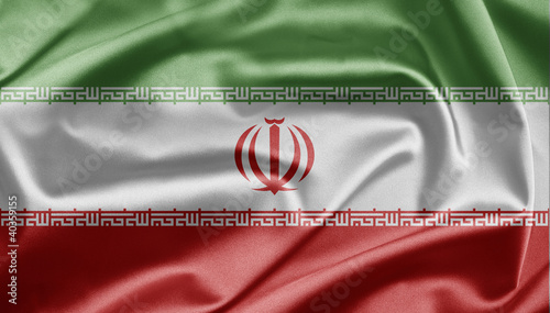 Flag of the Islamic Republic of Iran