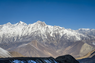 Panorama of Himalaya