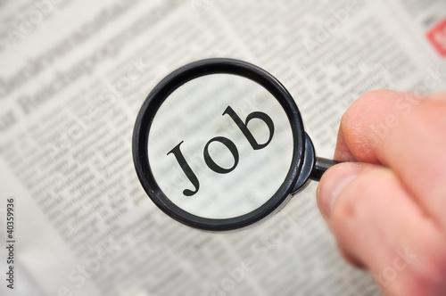 Job suchen